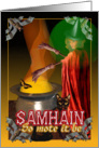Samhain : So mote it be card