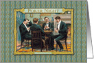Men&rsquo;s Poker Night card