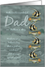 Dad Father's Day Card - With Tropical Fish card