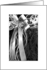 Please Be My Flower Girl (Wedding) card