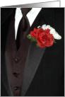 Be My Best Man - Wedding card