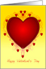 Incredible Entwined Heart card