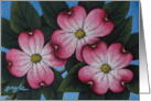 Dogwood card