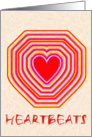 Heartbeats of Love card