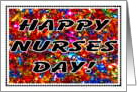 Nurse's Day Daughter, RN, LPN, Nurse card