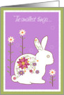 the smallest things card