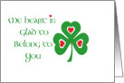 Happy St.Pat's Day card