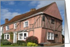 New Home - Lavenham Crooked House card