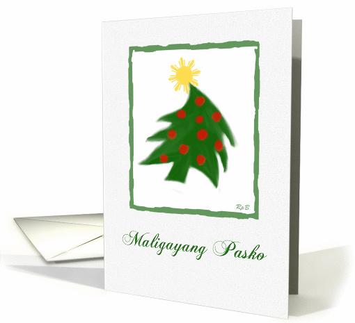 Filipino Christmas: Maligayang Pasko