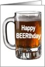 Happy Birthday BEERthday card