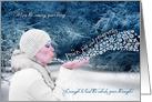 Holiday Season - Business - Winter Greeting Nondenominational card
