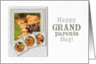 for Grandparents on Grandparents Day - Teddy Bears card
