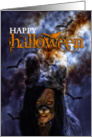 Happy Halloween Spooky and Ghoulish! card