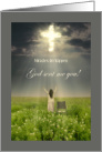 National Family Caregivers Month - God Sent You card