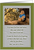Foster Child Encouragement from Foster Parents card