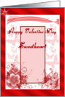 Valentine's Day Proposal card