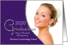 Cosmetology School Graduation Announcement - Custom Photo card