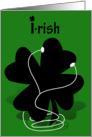 I-RISH card