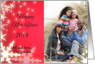 Happy New Year - Customizable card