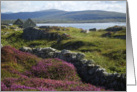 Connemara scenery card