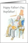 Father&rsquo;s Day Greeting Card for Stepfather card
