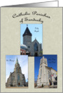Catholic Parishes of Sandusky - Blank Card