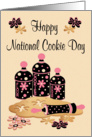 National Cookie Day, cookie dough card