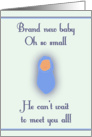 Thumbnail image forBrand New Baby Boy - Coming Home Soon