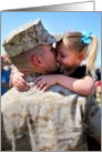 Welcome Home - Marine Homecoming card