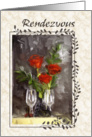 Valentine Rendezvous Adult Valentine card