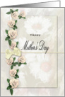 Roses and Daisies, Mother's day card