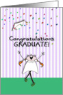 to Graduate, Congratulations card