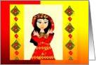 Afghan Women card