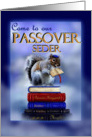 Passover Seder Invitation card