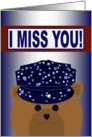 Navy Member - Proud of You & I Miss You! card