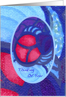 Thinking of You Ladybug Summer Camp Series card