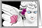 Butterfly Angel card