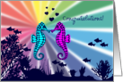 Congratulations on Moving in Together - Customizable card