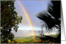 Rainbow & Rolling Hills Scenery Sympathy On Loss Of Pet card