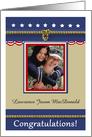 Congratulations Boot Camp Graduation - Photo card